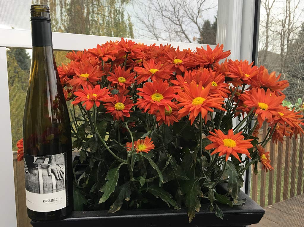 TH Wines  – Riesling – 2015
